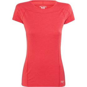 Arc'teryx Taema - T-shirt manches courtes Femme - rouge
